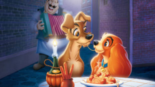 The Lady and The Tramp Wallpapers HD 1920x1200